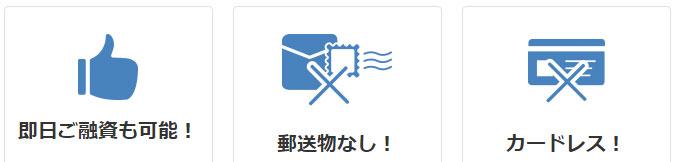プロミス WEB完結 郵便物なし