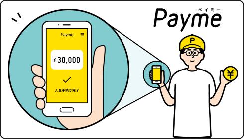 クレカ登録でスムーズに利用出来る「Payme」 サルでも分かるおすすめクレジットカードオリジナル画像